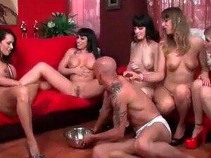 Bukkakke femenino - Španjolski bukkake djevojke
